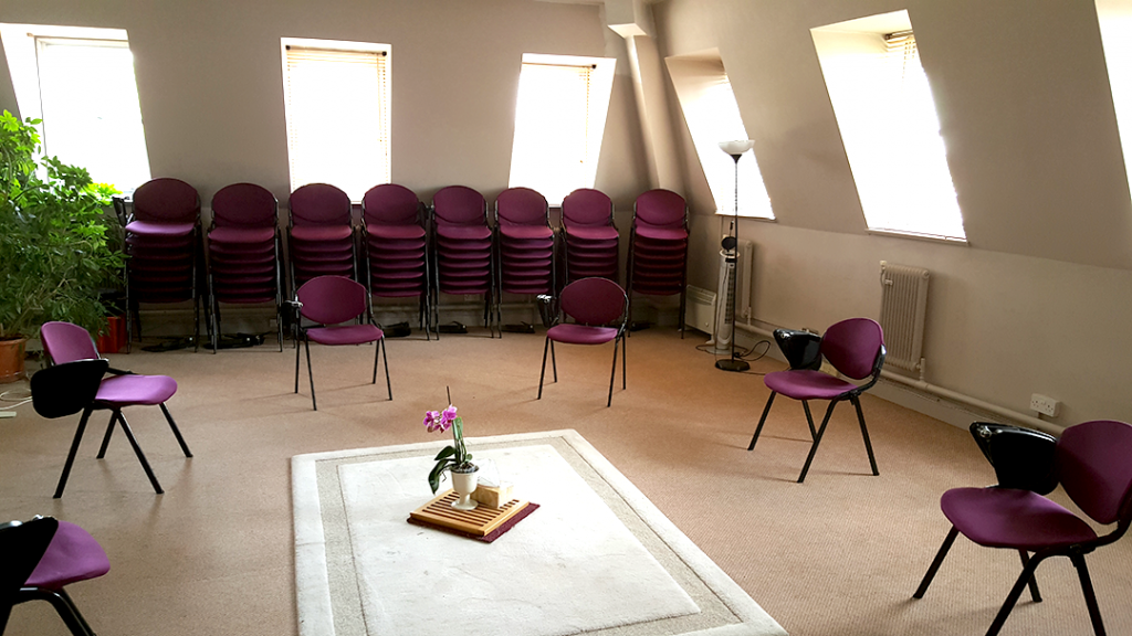 The institute of psychosynthesis